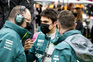 ストロール8位「直前のトラブルに対応してくれたチームに感謝」アストンマーティン/F1第2戦