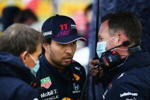 ペレス11位「ミスを繰り返した自分にがっかり。タイヤをうまく使えなかった」レッドブル・ホンダ/F1第2戦