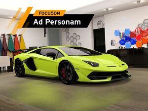 ボディカラーからシートのロゴまで自分好みの1台に仕上げられるランボルギーニのカスタマイズプログラム「アド・ペルソナム」