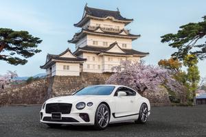 最高速は318km/h、0-100km/h加速は3.9秒!熟練した職人の手によって仕上げられた日本限定10台のベントレー「コンチネンタルGT V8エクイノックス・エディション」
