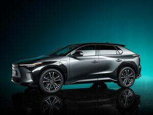 「速報」トヨタの新しい電気自動車、新型bZ4Xコンセプトを中国・上海モーターショーで初披露