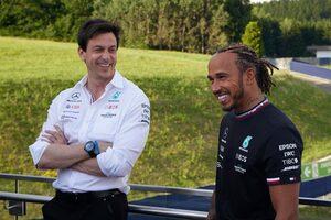 メルセデスF1とハミルトン、モータースポーツにおける多様性の向上を目指し共同慈善活動『Ignite』を立ち上げ