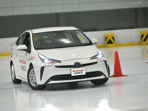 ブリヂストンの「ブリザック VRX3」の実力をいち早くテスト。新スタッドレスタイヤの氷上性能は驚異の120%!