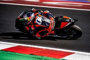【MotoGP】ドヴィツィオーゾはレース復帰を望んでいない? エスパルガロ兄「チームメイトになるのは難しい」