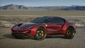 【スクープ】フェラーリが新たなクロスオーバー計画!?  その名は「砂嵐」
