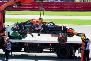 レッドブル、F1イギリスGPの大クラッシュ再検証をFIAに申請。ヒアリングを実施へ