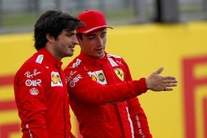 """フェラーリ、ハンガリーGPに向けて慎重姿勢。サインツJr.「ハンガロリンクは、もう""""低速""""じゃない!」"""