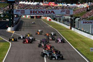 鈴鹿サーキット、2021年F1日本GPのチケット販売案内を「現在の社会状況を踏まえ」延期に