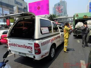 タイでは救急車に道を譲る習慣がない!? 背筋がゾッとする異国の救急救命事情