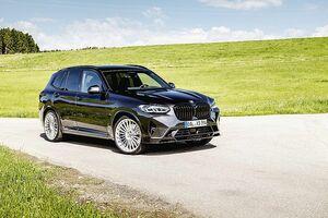 ニコル、BMWアルピナ「XD3」「XD4」を一部改良 デザイン変更しエンジン出力も向上
