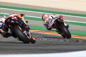 """【MotoGP】ホンダのマシン開発は""""最速""""マルケスに従うのが自然……エスパルガロ弟「賢明だと思う」"""