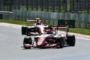 F3ブダペスト:ランク首位のハウガー、難コンディションのレース3制す。岩佐歩夢は12位でポイント逃す