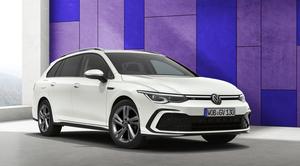 【内装/外装/詳細/価格は?】新型VWゴルフ・ヴァリアント発売 約8年ぶり刷新