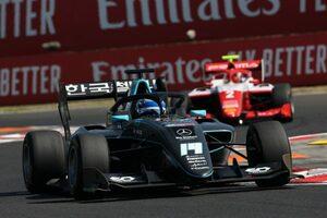 ナニーニが独走で初優勝。岩佐歩夢は10位入賞で手堅くポイント獲得【FIA-F3第4戦ハンガリー レース2】