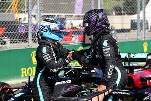 """ポールのハミルトン「驚くようなラップを走れた。僕には""""駆け引き""""は必要ない」メルセデス/F1第11戦"""