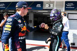 予選3番手フェルスタッペン、失速に落胆「今日はポールは無理だった」決勝スタートタイヤもソフトに/F1第11戦