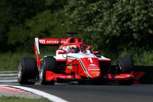 レッドブル育成のハウガーが3勝目。岩佐歩夢は12位で全レース入賞はならず【FIA-F3第4戦ハンガリー レース3】