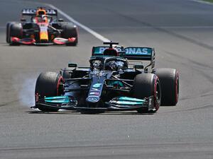 2021年F1第11戦予選、ハミルトンがポール獲得。賭けと戦略に負けたレッドブル・ホンダ勢【ハンガリーGP】