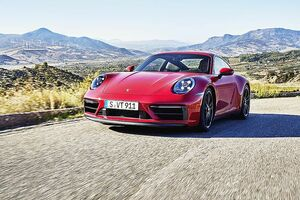 ポルシェジャパン、911シリーズに走行性能高めた「GTS」モデルを追加
