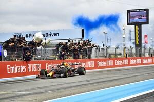 """ウイングにタイヤ……ルール違反疑われたレッドブル、F1フランスGPの勝利で「""""答え""""が出せた」"""