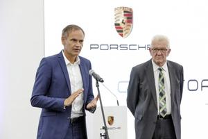 ポルシェは高性能バッテリーの開発・生産に出資