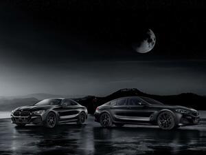 BMW 8シリーズのクーペ/グランクーペに、内外装を精悍な漆黒に統一した限定車「フローズンブラック エディション」登場