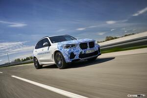 BMW X5が水素で走る! トヨタと共同開発した燃料電池システムを積むFCVが2022年に発売へ