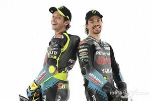 "【MotoGP】ロッシ「優勝、そして表彰台を争いたい」新天地ペトロナスSRTで""上""目指しやる気バッチリ"