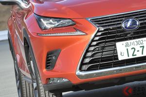レクサス「NX」2021年初夏に全面刷新? 中古車を狙うなら2021年末が良い理由