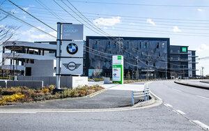 BMWグループが日本に新たな部品センターをオープン!
