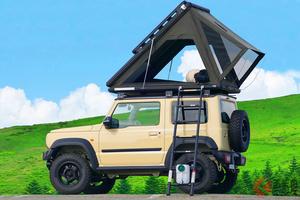 SUVでキャンプは王道だけどもう古い!? アウトドアで使える意外なクルマとは?