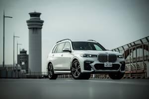 BMWらしい大型SUV──新型X7 xDrive40d試乗記