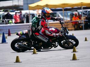 【オートバイ杯ジムカーナ】各クラスのウイナー&入賞者たち(NL・NO・C2・C1級編)【第2戦・フォトレポート】