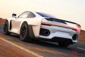 【40台限定/1億円】ゲンバラJrのオフロード・スーパーカーは「911ターボS」がベース