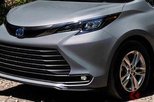 5m超えトヨタ「シエナHV」投入!? アルヴェル&シエナ併売で中国需要を狙う! 正式発表は11月か