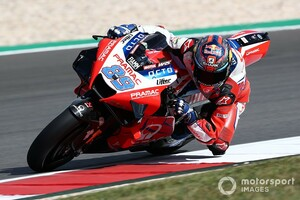 【MotoGP】ホルヘ・マルティン、第3戦で負った骨折の手術が延期へ。第4戦スペインGPは欠場濃厚