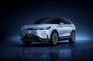 ホンダ 上海モーターショーで「Honda SUV e:prototype」を初公開 量産車は2022年春