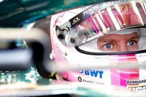 ベッテル「うまくいかない1日。ペナルティですべてのプランが台無しに」:アストンマーティン F1第2戦決勝