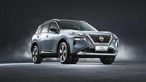 日産、中国で2025年までにeパワー搭載車を6車種投入 新型「エクストレイル」も公開