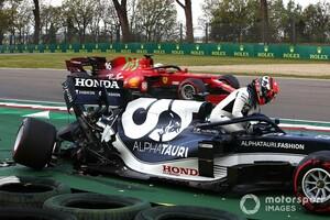 レッドブル重鎮マルコ、F1エミリア・ロマーニャGP予選でクラッシュの角田裕毅に喝「彼はうぬぼれていた」