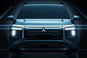 三菱「エアトレック」車名復活! SUV型EVとして登場 上海MSで明らかに