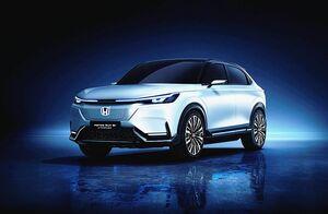 ホンダ、中国でEV10車種を5年以内に投入 第1弾のSUVは2022年春