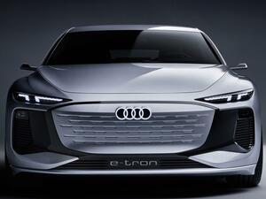 新世代BEV(電気自動車)、アウディA6eトロン コンセプトが上海モーターショー2021でワールドプレミア
