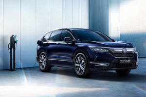 【上海モーターショー2021】ホンダ 中国初となるEVプロトタイプを発表