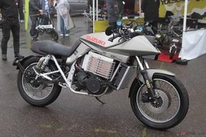来るべき新時代に向けて…… 日本初「電動バイク・ミーティング」がバイカーズパラダイス南箱根で開催