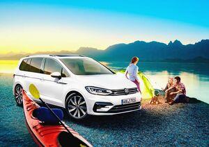 VWジャパン、「ゴルフトゥーラン」を仕様変更 1.5TSIエンジン採用 ディーゼルは7速DSGに