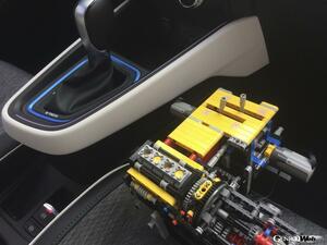LEGOが導いた自動車開発。ルノーの革新的な駆動系「E-TECH」ハイブリッドの開発秘話 【動画】