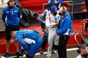 シューマッハー「スピンの瞬間に何が起きたのか分からない。自分自身にガッカリだ」:ハース F1第2戦決勝