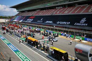 F1スペインGPは2年連続の無観客開催へ。移動制限などの措置の緩和に見通し立たず