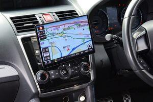 パナソニック最新カーナビ「ストラーダ F1Xプレミアム10 CN-F1X10BLD」を使ってみたら……|情報表示や設定をカスタマイズできる!編|